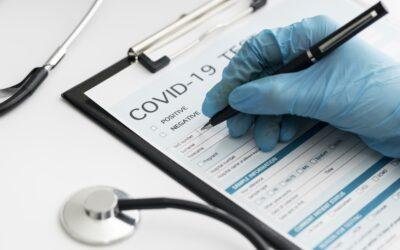 Koronavírus teszt eredmények értelmezése